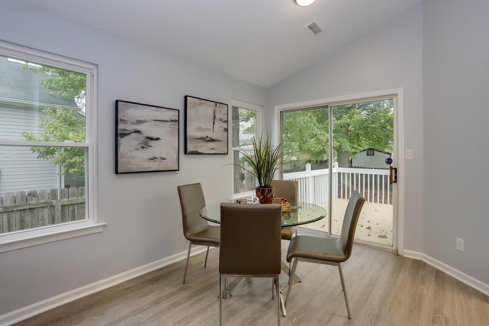 Impressive Home Staging Example - Abbington Circle