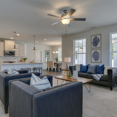 Impressive Home Staging Example - Pernell