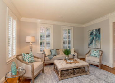 Impressive Home Staging Example - Croatan Hills