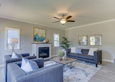 Impressive Home Staging Example - Columbia Ave
