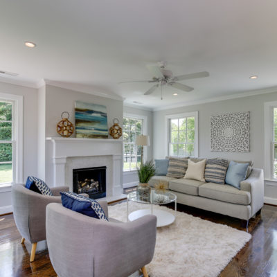 Impressive Home Staging Example - East Bay Shore
