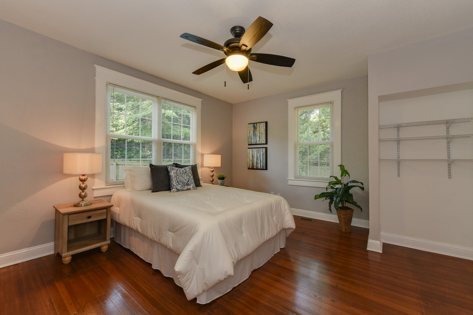 Impressive Home Staging Example - Granby Street, Norfolk, VA