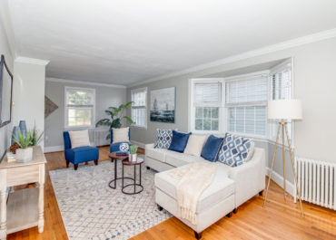 Impressive Home Staging Example - Maryland Ave