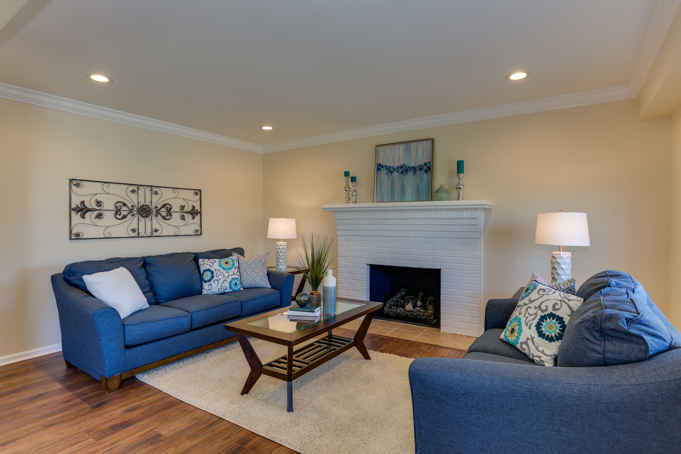 Impressive Home Staging Example - Friar Haygood