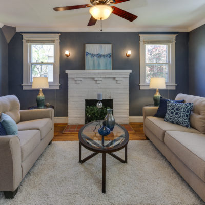 Impressive Home Staging Example - Georgia Ave