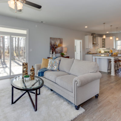 Impressive Home Staging Example - Shady Oaks Way