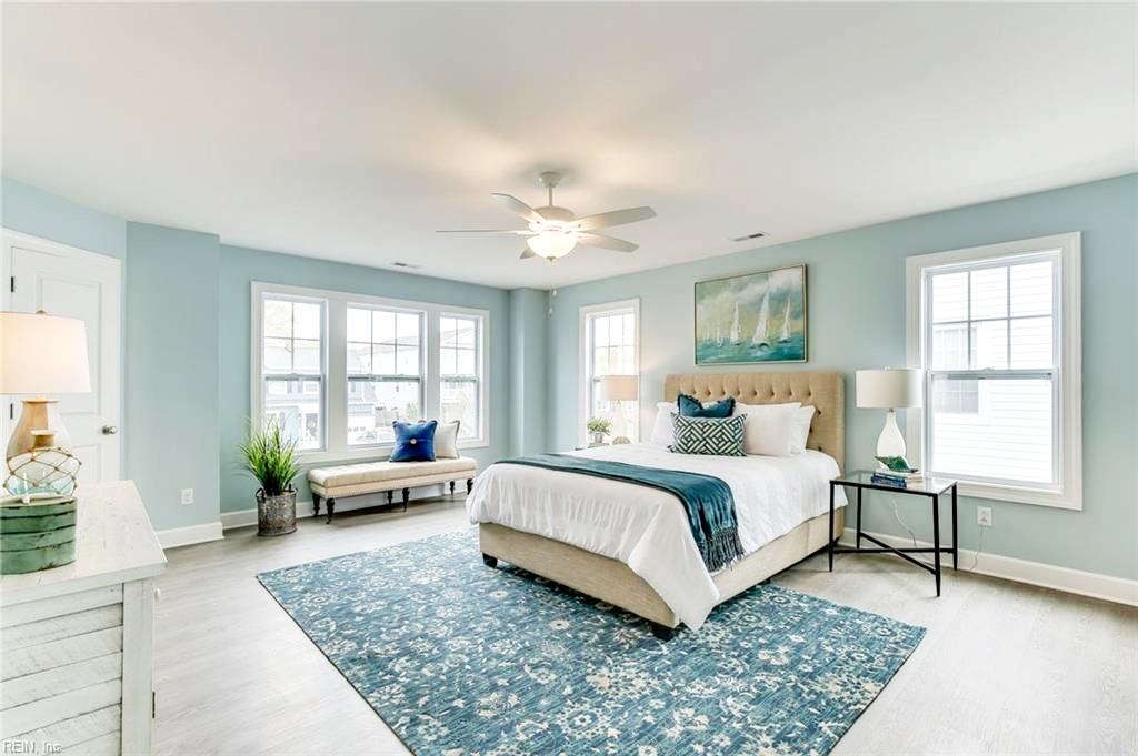Impressive Home Staging Example - Virginia Beach Staging Company