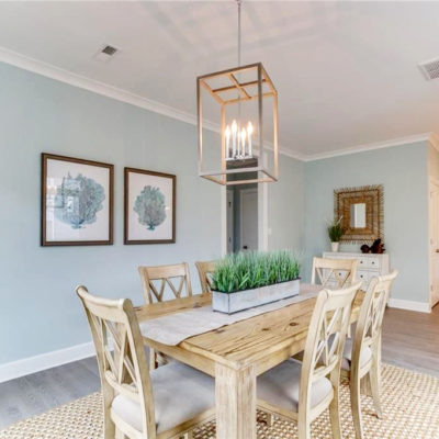 Impressive Home Staging Example - Williamsburg, VA - Staging Company