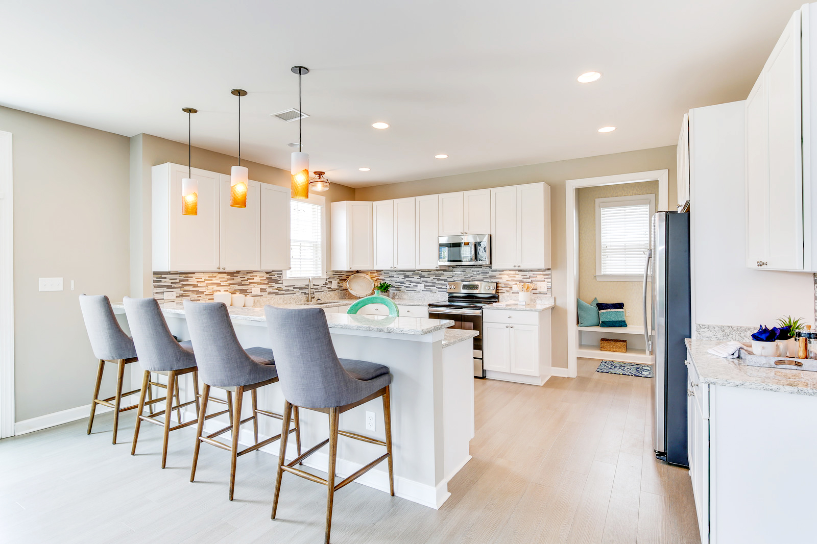 Impressive Home Staging Example - Hampton Roads Staging Company
